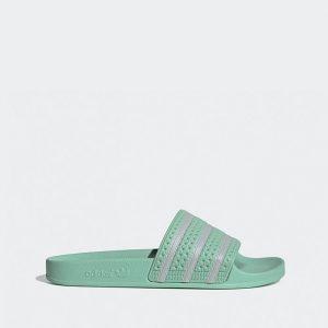 נעליים Adidas Originals לנשים Adidas Originals  Adilette - ירוק