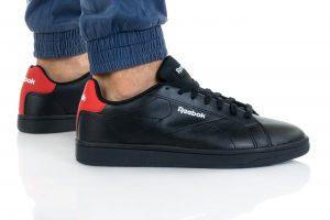 נעלי סניקרס ריבוק לגברים Reebok ROYAL COMPLETE CLN - שחור פחם