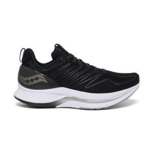 נעלי ריצה סאקוני לגברים Saucony ENDORPHIN SHIFT - שחור/לבן