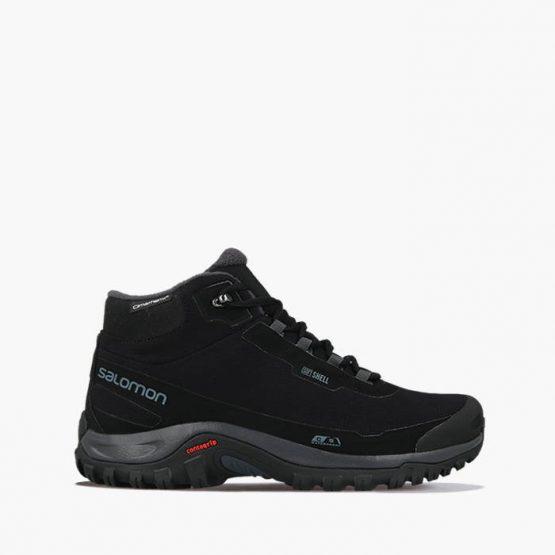 נעליים סלומון לגברים Salomon Shelter CS WP - שחור מלא