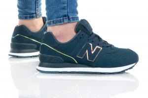נעליים ניו באלאנס לנשים New Balance WL574 - טורקיז