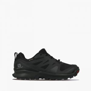 נעלי ריצת שטח סלומון לגברים Salomon Xa Rogg Gore-Tex - שחור