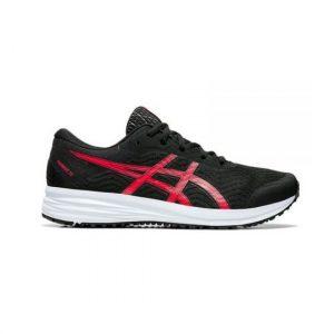 נעלי ריצה אסיקס לגברים Asics Patriot 12 - שחור/אדום