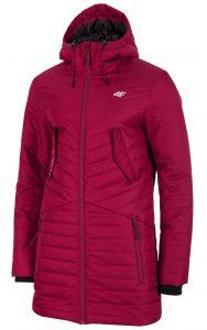 ג'קט ומעיל פור אף לגברים 4F winter jacket - אדום