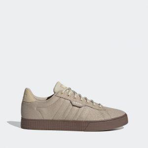נעליים אדידס לגברים Adidas Daily 3.0 F - חום