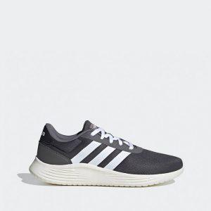 נעלי סניקרס אדידס לגברים Adidas LITE RACER 2 - שחור/אפור