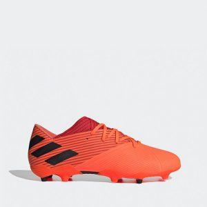 נעליים אדידס לגברים Adidas NEMEZIZ 19.2 FG - כתום