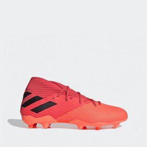 נעליים אדידס לגברים Adidas NEMEZIZ 19.3 FG - כתום