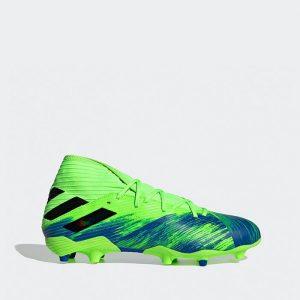 נעליים אדידס לגברים Adidas NEMEZIZ 19.3 FG - ירוק