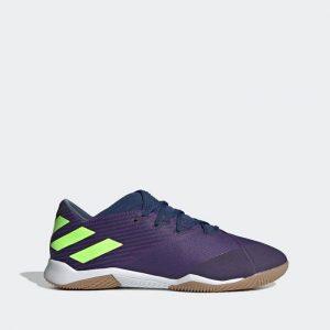 נעליים אדידס לגברים Adidas NEMEZIZ MESSI 19.3 IN SALA - סגול