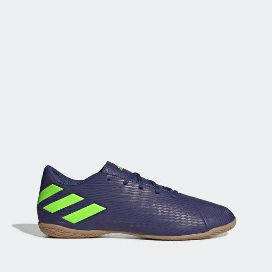 נעליים אדידס לגברים Adidas NEMEZIZ MESSI 19.4 IN SALA - סגול