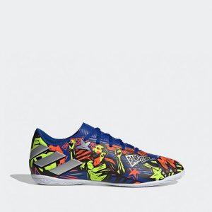 נעליים אדידס לגברים Adidas NEMEZIZ MESSI 19.4 IN - צבעוני