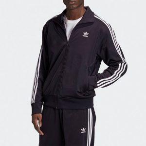 ביגוד Adidas Originals לגברים Adidas Originals Firebird Tt - שחור