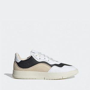 נעליים אדידס לגברים Adidas Originals Supercourt Premiere - לבן