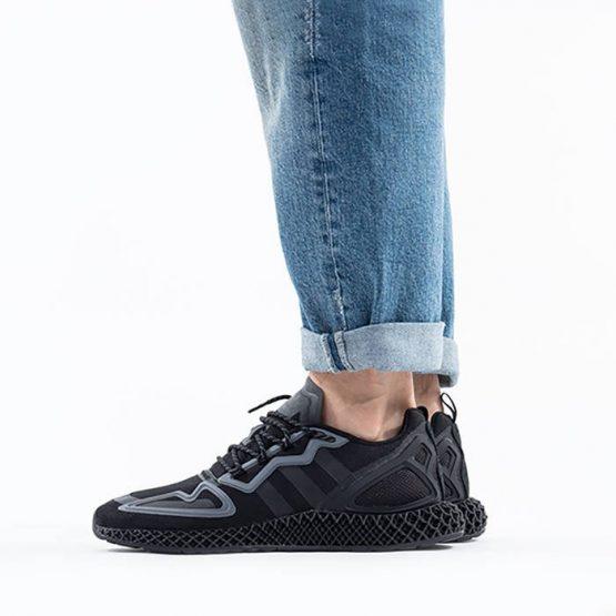 נעליים אדידס לגברים Adidas Originals ZX 2K 4D - שחור