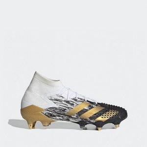 נעליים אדידס לגברים Adidas PREDATOR MUTATOR 20.1 SG - שחור/לבן
