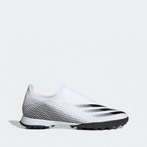 נעליים אדידס לגברים Adidas TURFY  X GHOSTED.3 LL TF - לבן