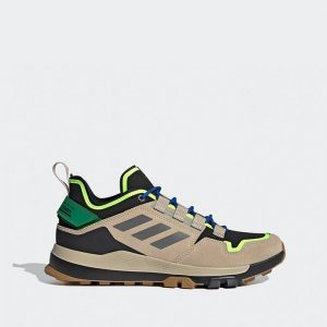 נעליים אדידס לגברים Adidas Terrex Hikster - חום