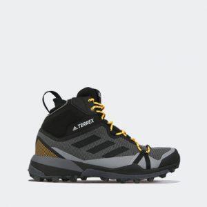 נעליים אדידס לגברים Adidas Terrex Skychaser LT MID Gore-Tex - שחור