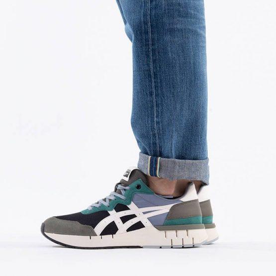נעליים אסיקס לגברים Asics Tiger Rebilac Runner - צבעוני כהה