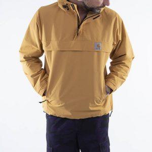 ביגוד קארהארט לגברים Carhartt WIP Nimbus Pullover - צהוב
