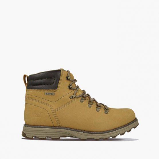 נעליים קטרפילר לגברים Caterpillar Sire Wp - חום