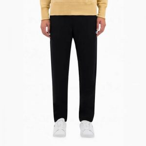 ביגוד צ'מפיון לגברים Champion Elastic Cuff Pants - שחור