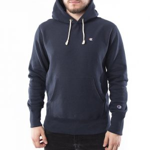 סווטשירט צ'מפיון לגברים Champion Sweatshirt - כחול