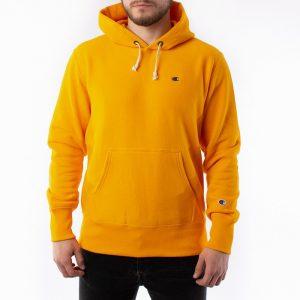 ביגוד צ'מפיון לגברים Champion Sweatshirt - כתום