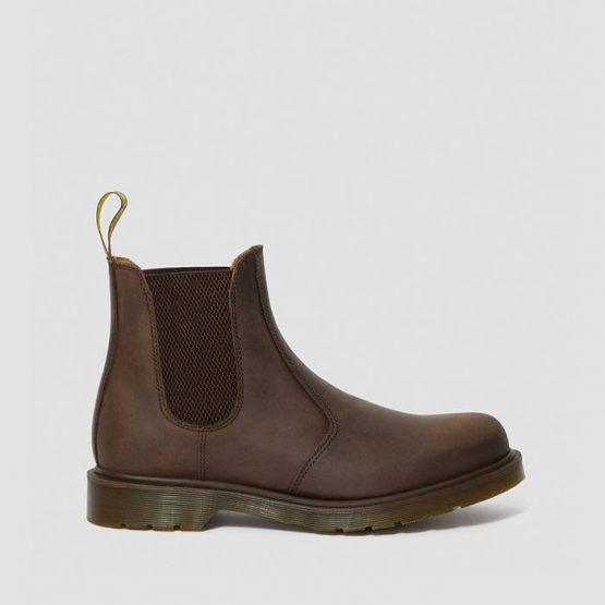 נעליים דר מרטינס  לגברים DR Martens 2976 Gaucho Crazy Horse - חום