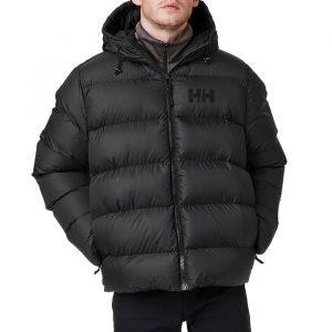 ביגוד הלי הנסן לגברים Helly Hansen Active Puffy Jacket - שחור