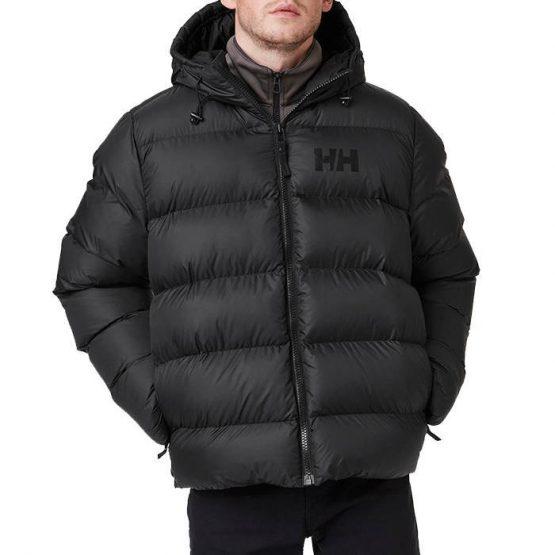 ג'קט ומעיל הלי הנסן לגברים Helly Hansen Active Puffy Jacket - שחור