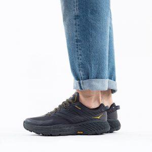 נעליים הוקה לגברים Hoka One One Speedgoat 4 Gore-Tex GTX - שחור