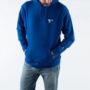 ביגוד ליוויס לגברים Levi's x Peanuts Soccer Snoopy - כחול