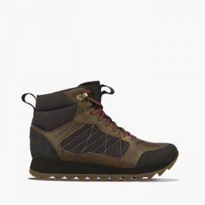 נעליים מירל לגברים Merrell Alpine Mid Plr - חום