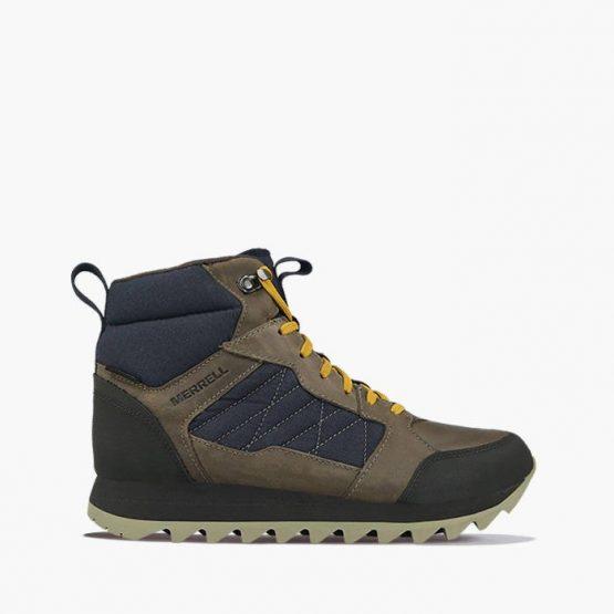 נעליים מירל לגברים Merrell Alpine Mid Plr - כחול