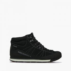 נעליים מירל לגברים Merrell Catalyst Mid Suede - שחור