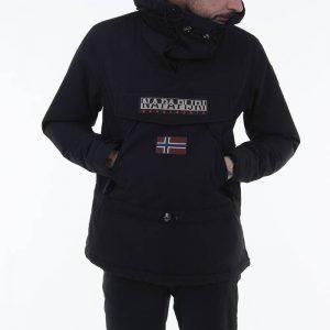 ג'קט ומעיל נפפירי לגברים Napapijri Skidoo - שחור