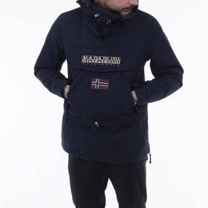 ג'קט ומעיל נפפירי לגברים Napapijri Skidoo - כחול כהה