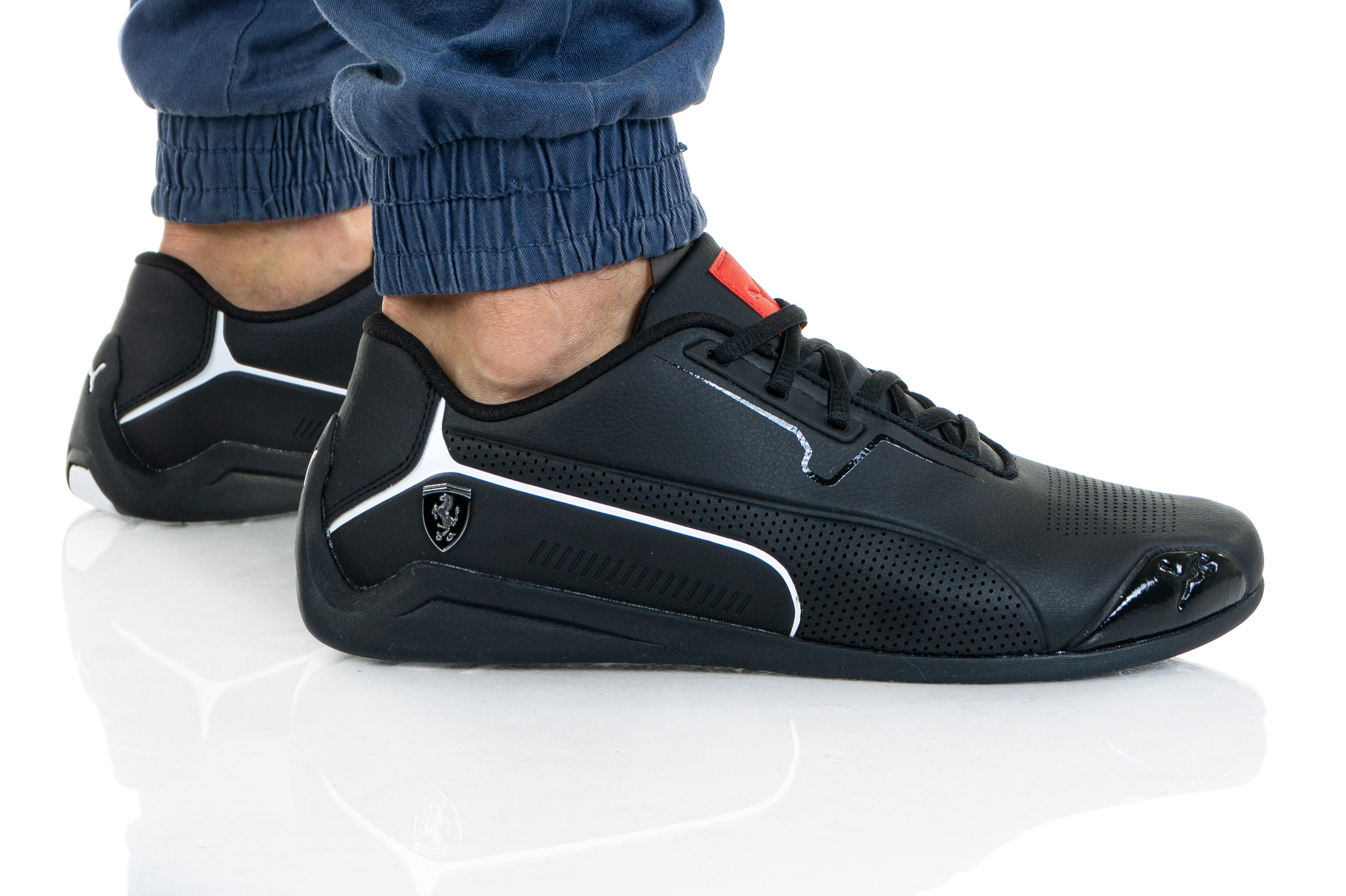 נעליים פומה לגברים PUMA SF DRIFT CAT 8 LS - שחור