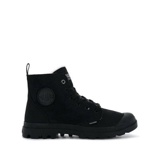 נעליים פלדיום לגברים Palladium Pampa Hi Zip Wp - שחור