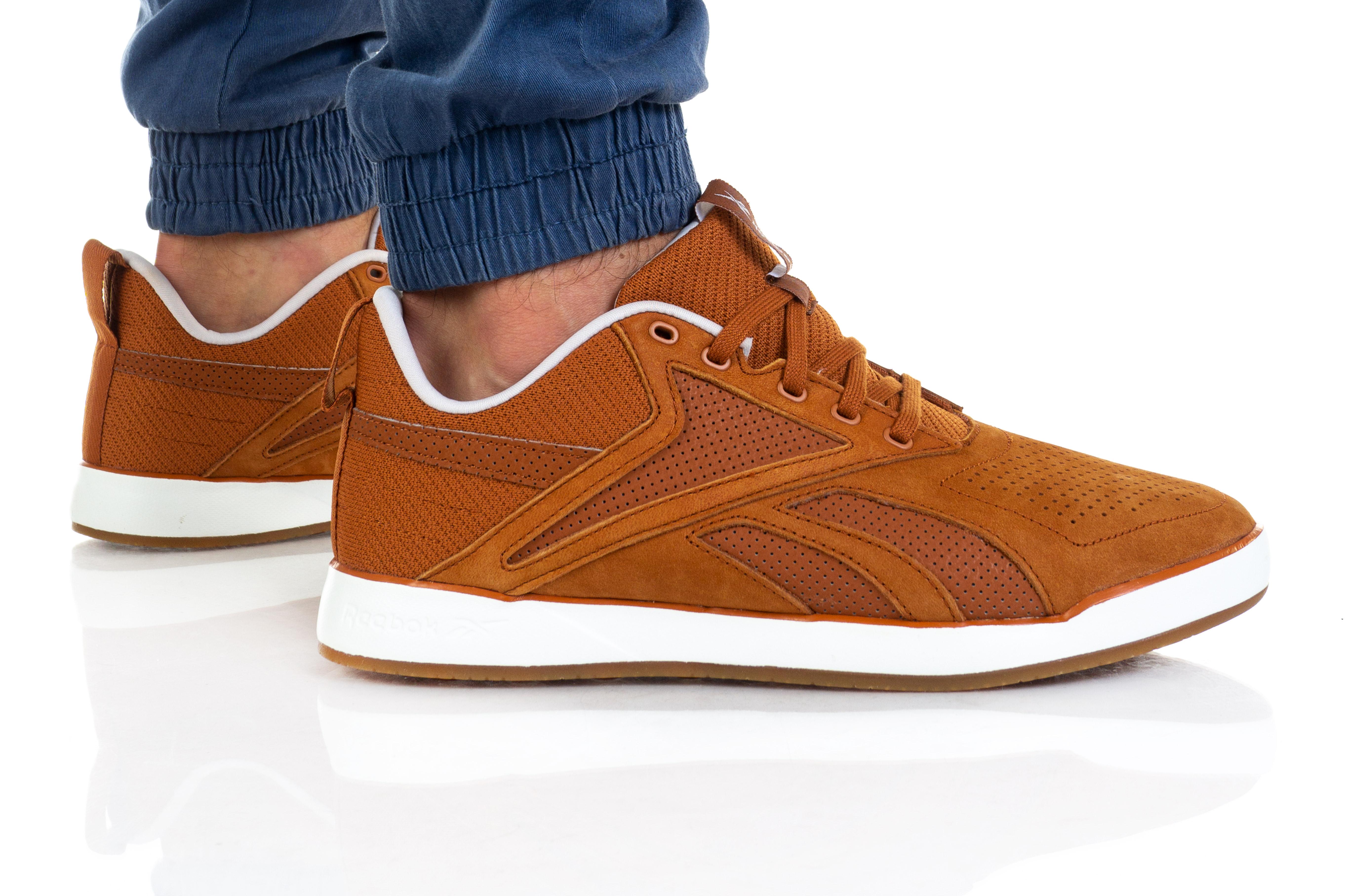 נעליים ריבוק לגברים Reebok EVER ROAD DMX 3.0 - חום