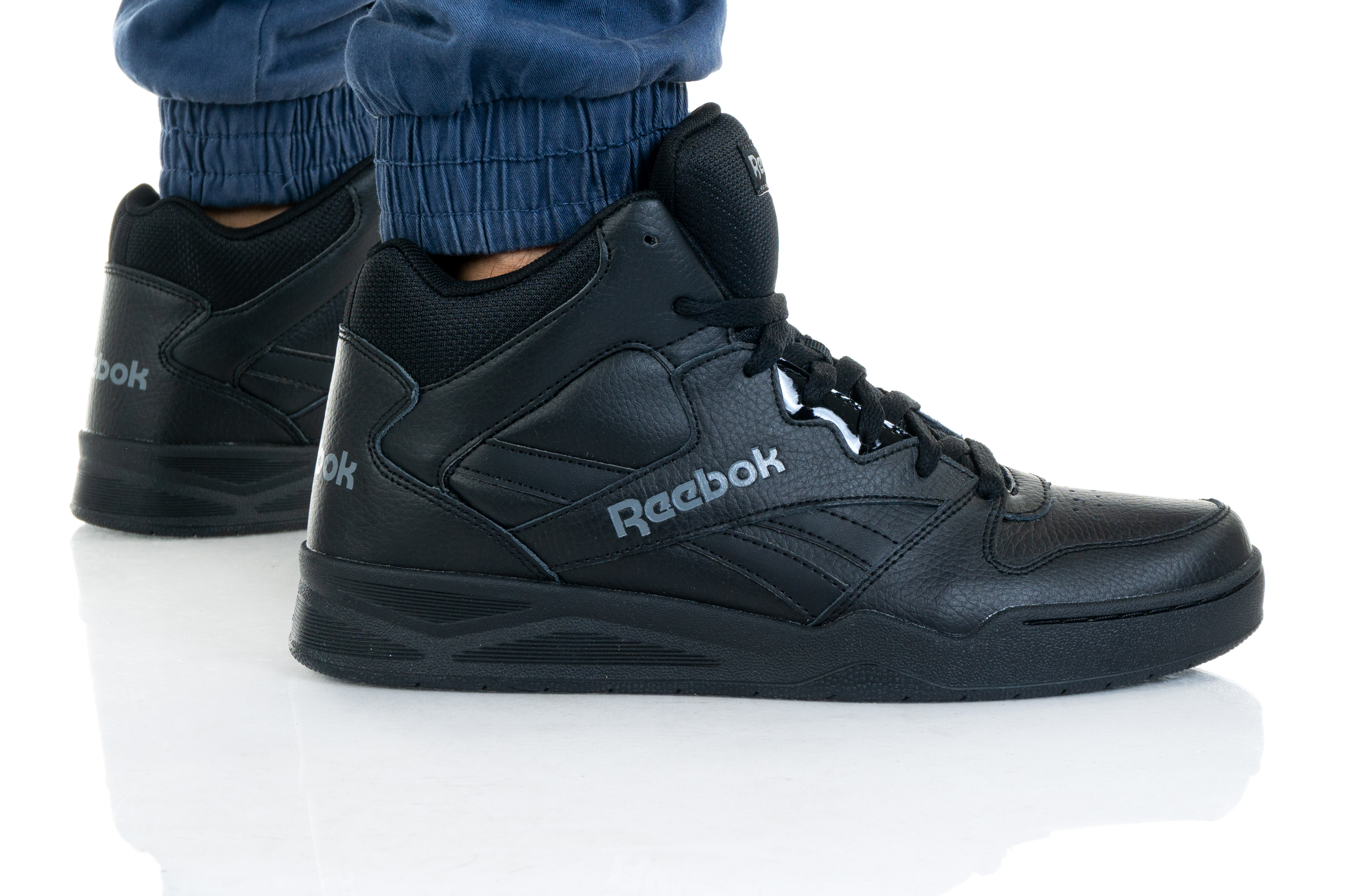נעליים ריבוק לגברים Reebok ROYAL - שחור