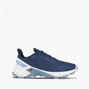 נעלי ריצת שטח סלומון לגברים Salomon Alphacross Blast Gore-Tex - כחול