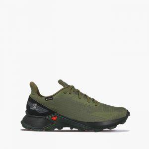 נעליים סלומון לגברים Salomon Alphacross Blast Gtx - ירוק