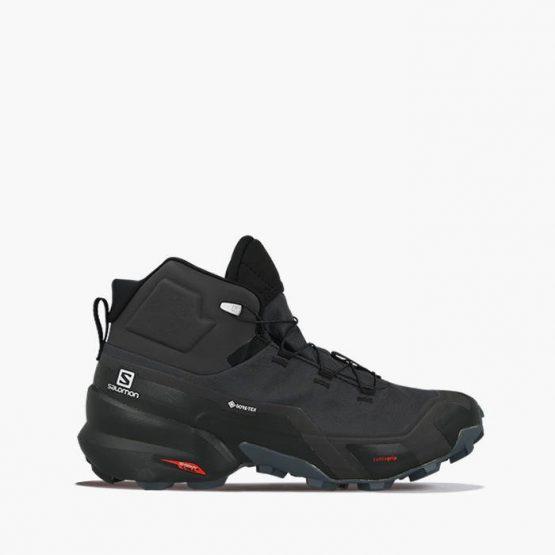 נעליים סלומון לגברים Salomon Cross Hike Mid Gore-Tex GTX - שחור