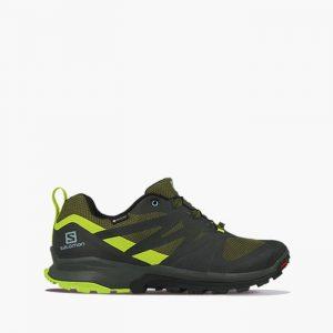 נעלי ריצת שטח סלומון לגברים Salomon Xa Rogg Gore-Tex - ירוק