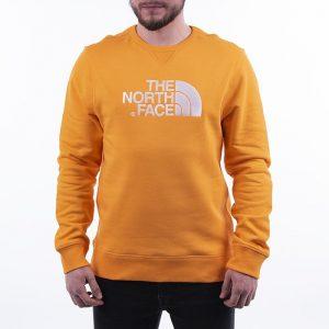 סווטשירט דה נורת פיס לגברים The North Face Light Drew Peak Pullover - כתום
