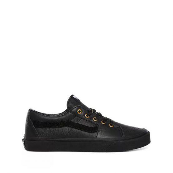 נעליים ואנס לגברים Vans Sk8 Low - שחור