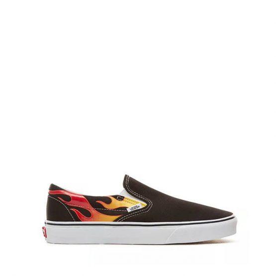 נעליים ואנס לגברים Vans Ua Classic Slip On - שחור